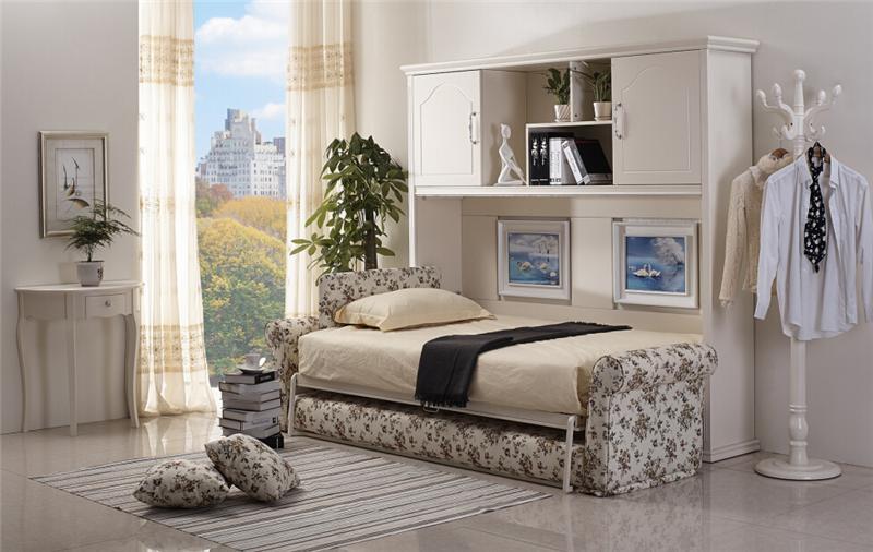 功能家具隐形床壁床午休床招全国实体代理商图片