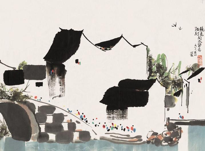 新闻资讯_吴冠中字画价格行业新闻资讯_上海景宣文化艺术品有限