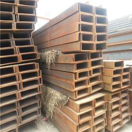 四川槽钢一级经销商/昆明H型钢槽钢批发