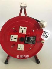 吉林市電纜盤3*2.5*50米帶漏電保護電纜盤