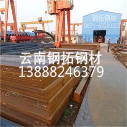 钢板一吨里有几米/昆明电解钢板订购
