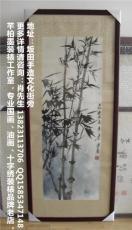 深圳市那里裝裱婚紗照相框制作 藝術照裝裱