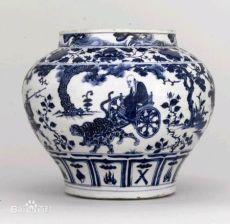 元青花现在的市场价值在瓷器领域一马当先