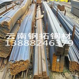 个旧扁钢扁铁批发点/昆明Q195扁钢供应