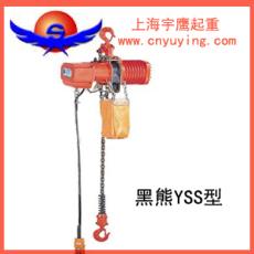 永升链条电动葫芦 台湾永升链条电动葫芦