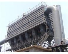 北方园介绍布袋除尘器的性能提高和滤料处理