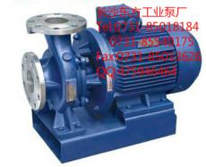 ISW25-160濮阳市锅炉给水泵 廊坊锅炉泵