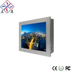 10.4寸铝合金工业电脑支持VGA/HDMI