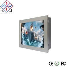 10.4寸铝合金全封闭工业平板2COM/2USB