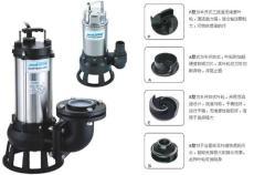 深井泵 萬事達水泵 MAF 潛污泵 帶刀
