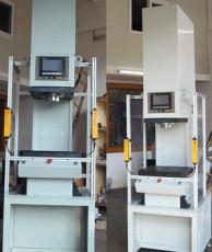 PLC控制壓力機 數控氣動小壓機