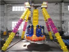 兒童樂園小擺錘 大型蹦極跳床 雙人電動蹦極