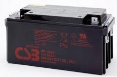 希世比 CSB 蓄电池GP12650 厂家供应商