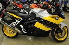 全新进口宝马HP4摩托车