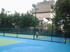 惠州籃球場施工 球場地面翻新改造