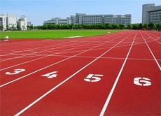 惠州塑膠跑道施工 學校舊跑道翻新改造