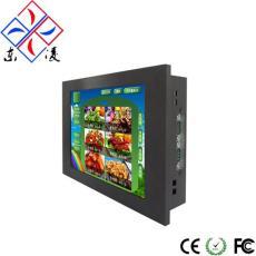 無風扇多串口X86架構觸控一體機8.4寸