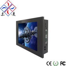 鋁合金多功能工業電腦支持WIN7系統8寸