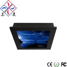 8寸触摸屏工控一体机支持WIFI/VGA/HDMI