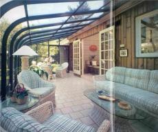 成都美式阳光房 成都阳光房安装价格