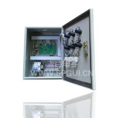 广州派谷电子风柜远程恒温自动控制箱ATC200