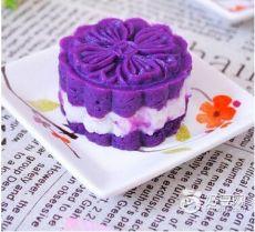 紫薯山药糕 香甜美味不发胖 温释有机会