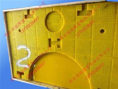 钻井平台上专用的防滑板一般采用什么连接