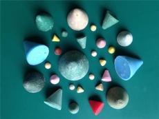 江苏铝件振动去毛刺毛边石头圆锥形塑胶研磨