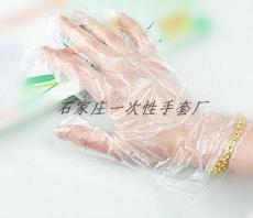 大排档使用塑料薄膜手套