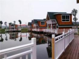 木制房屋别墅 销售生产景观设计 度假小木屋