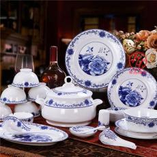 定制开盘促销礼品陶瓷餐具