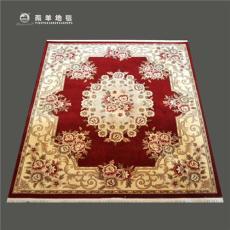 天津纯羊毛手工地毯厂家供应手工藏毯