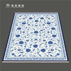 天津羊绒炕毯厂家供应手工地毯