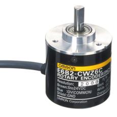 特價歐姆龍360脈沖增量編碼器E6B2-CWZ6C