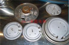 圆形铸铝加热板 非标定制 质量保证