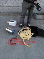 糧庫作業電動送風式長管呼吸器