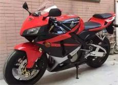 2005年本田CBR600RR 原装进口大排量摩托